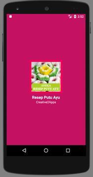 Resep Putu Ayu poster