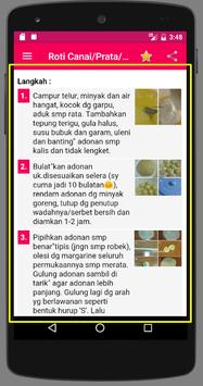 Resep Roti Maryam screenshot 5