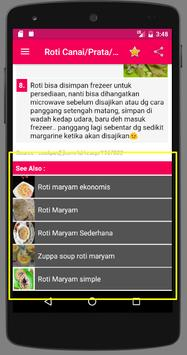 Resep Roti Maryam screenshot 6