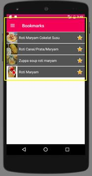 Resep Roti Maryam screenshot 8