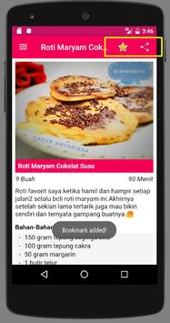 Resep Roti Maryam screenshot 9