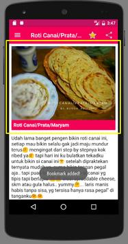 Resep Roti Maryam screenshot 3
