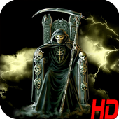 Grim Reaper Wallpapers HD icon