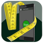Smart Measure: camera tape measurement app icon