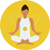 Yoga for All- Fitness App icon