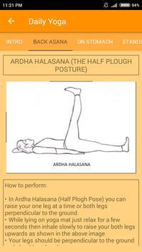Yoga for All- Fitness App screenshot 2
