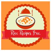 Rice Recipes : Recipe Book icon
