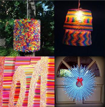 Creative crafts straws apk screenshot