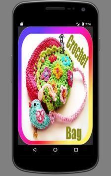 Creative Crochet Bags poster