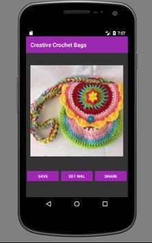 Creative Crochet Bags screenshot 2