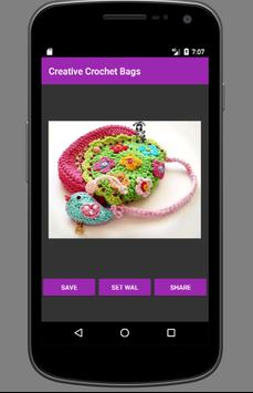 Creative Crochet Bags screenshot 8