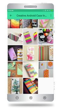 Creative Android Case apk screenshot