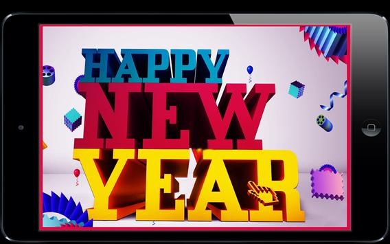 Happy New Year Greetings poster