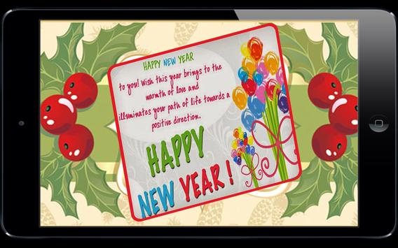 Happy New Year Greetings screenshot 2