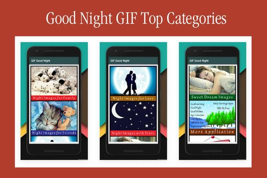 GIF Good Night poster