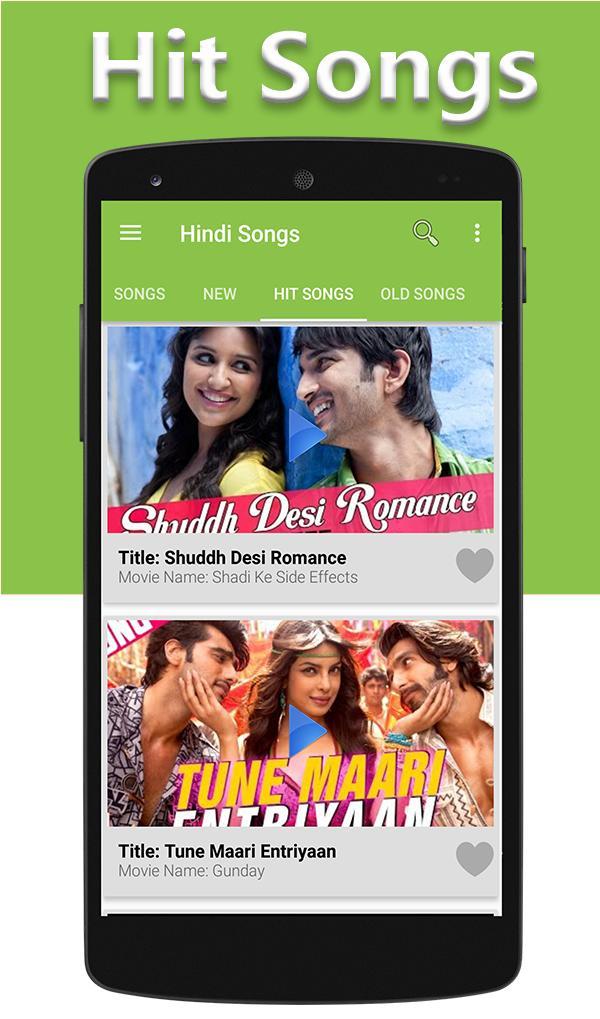 new hindi movie hd video song download