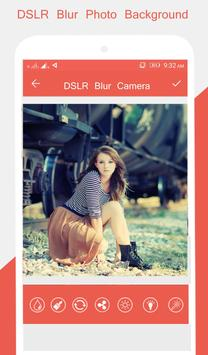 Blur Image - DSLR Focus Effect screenshot 2