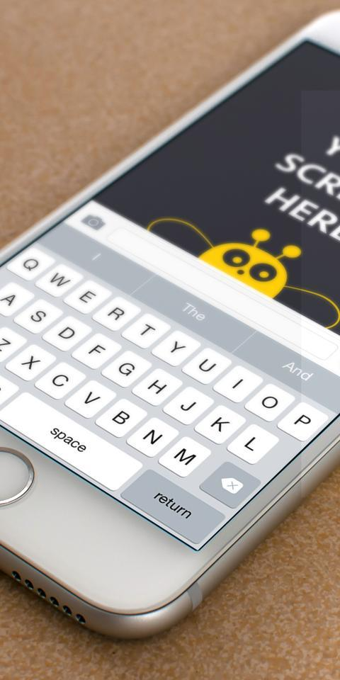 iOS 10 Keyboard for Android - APK Download