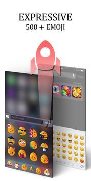 iOS 10 Keyboard apk screenshot