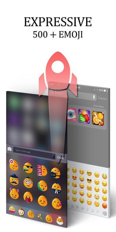 ios 10 emojis on android apk