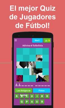 Adivina el Jugador de Futbol poster