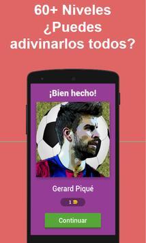 Adivina el Jugador de Futbol screenshot 2