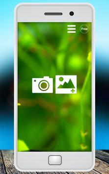 Blur Photo Background poster