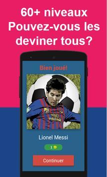 Devinez le Footballeur screenshot 2