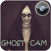 Ghost Camera HD icon