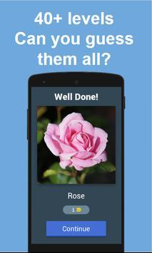 Guess the Flower Type screenshot 2