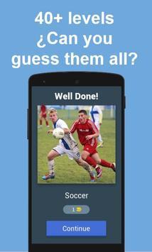 Guess the Sport screenshot 2