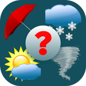 Guess the Weather Word icon