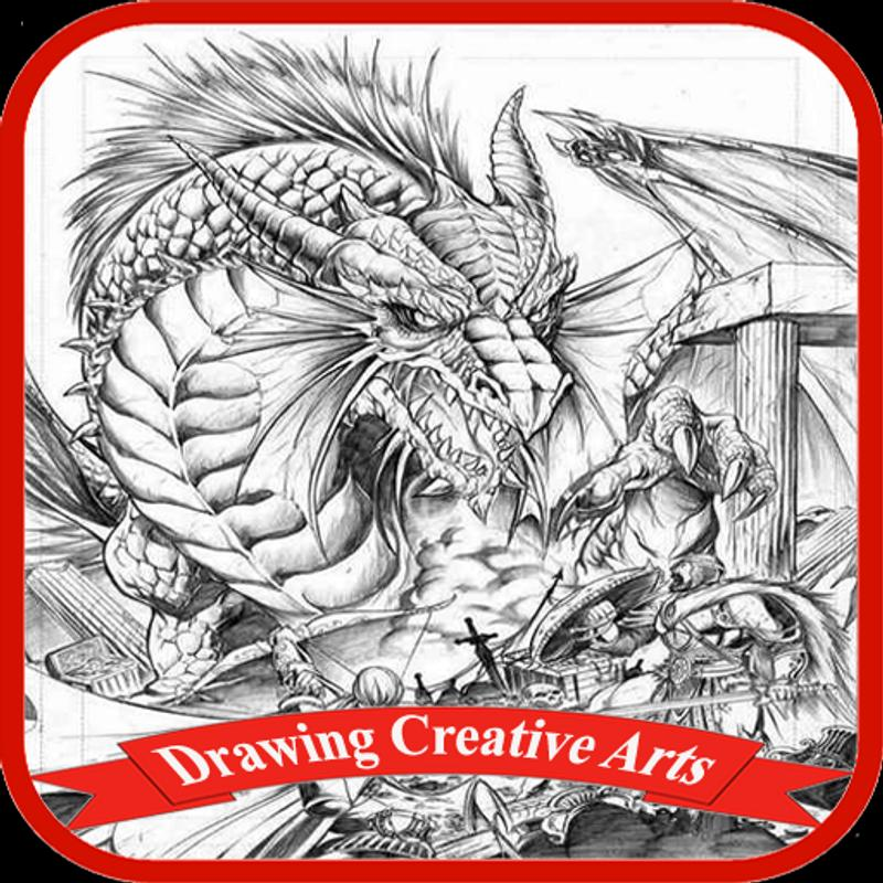 Creative Art Drawing Ideas Cool For Android Apk Download