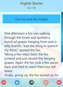English Stories screenshot 3