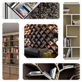 Creative Bookshelf Ideas icon