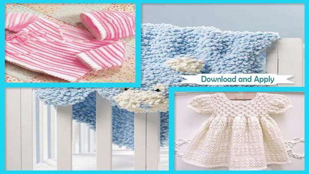 Adorable Baby Knitting Pattern APK Download - Free Lifestyle APP for ...
