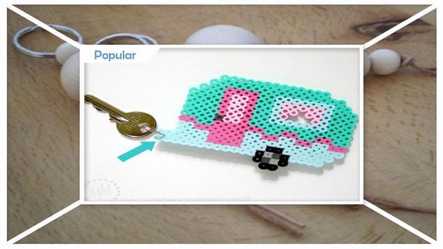 Cool DIY Beads Keychains screenshot 3
