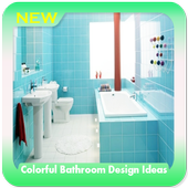 Colorful Bathroom Design Ideas icon