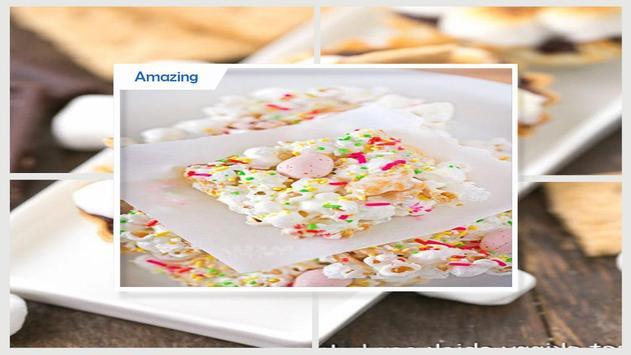 Easy Marshmallow Desserts Recipe Ideas screenshot 4