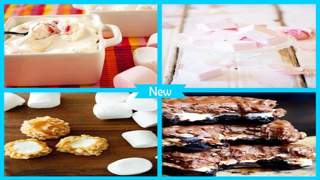 Easy Marshmallow Desserts Recipe Ideas poster