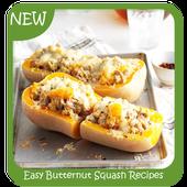 Easy Butternut Squash Recipes icon