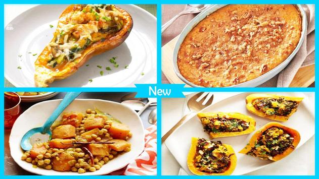 Easy Butternut Squash Recipes poster