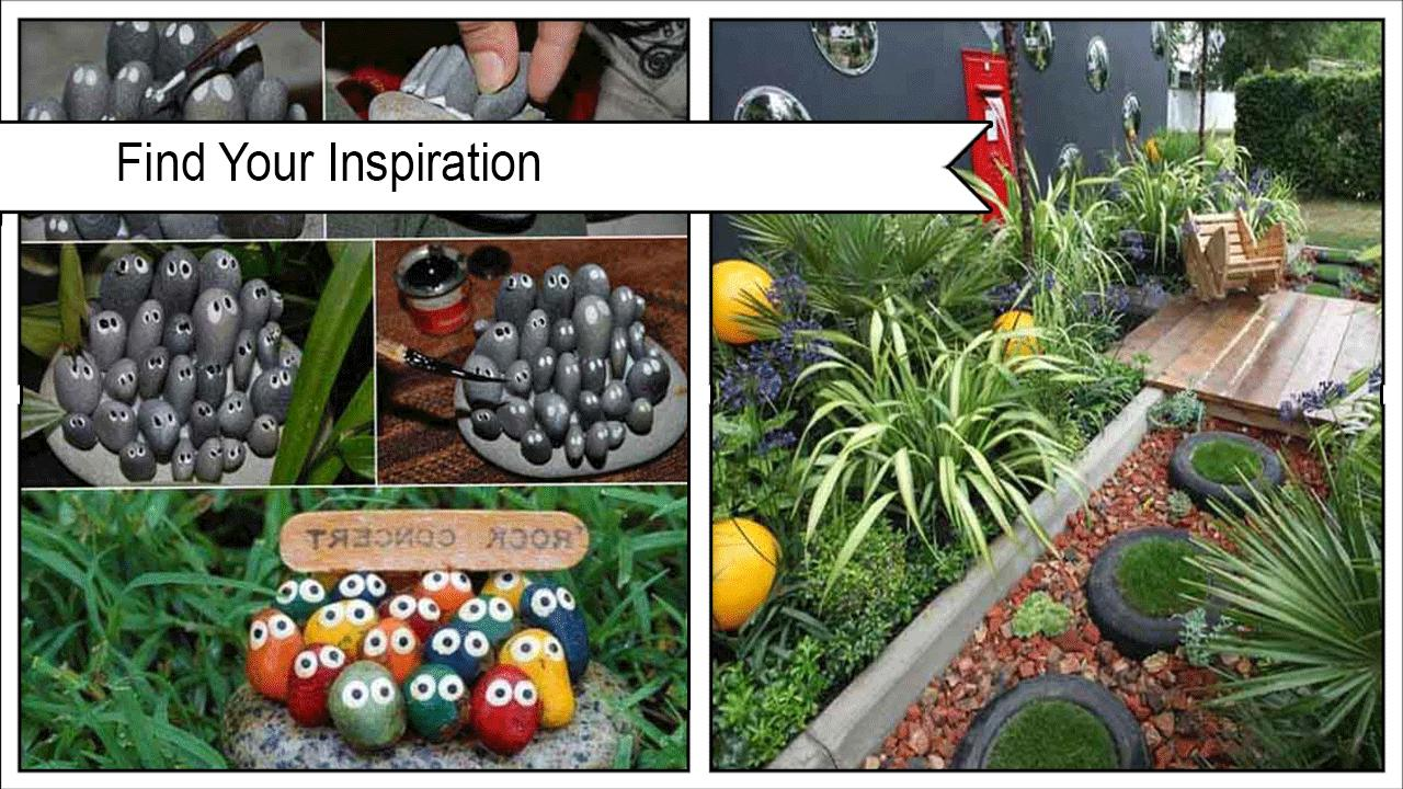 Easy Home Gardening Ideas poster