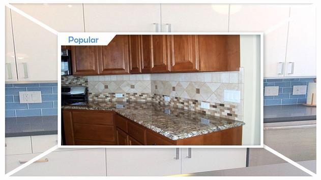 New Kitchen Backsplash Design Ideas screenshot 3