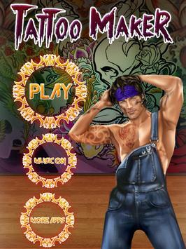 Tattoo Maker poster