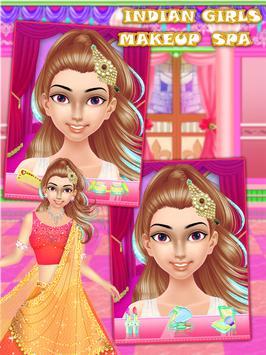 Indian Girls Makeup Spa screenshot 3