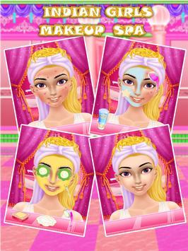 Indian Girls Makeup Spa screenshot 7