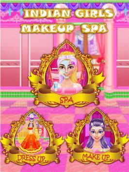 Indian Girls Makeup Spa screenshot 6