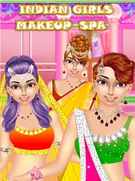 Indian Girls Makeup Spa screenshot 9