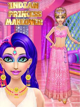 Indian Princess Makeover poster